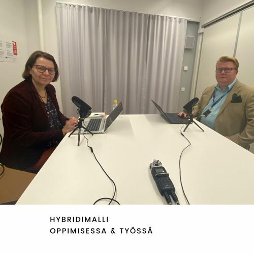 Katri Luukka ja Mikko Jäkälä